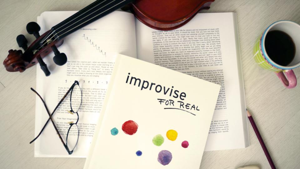 Clases particulares de improvisación para cuerdas