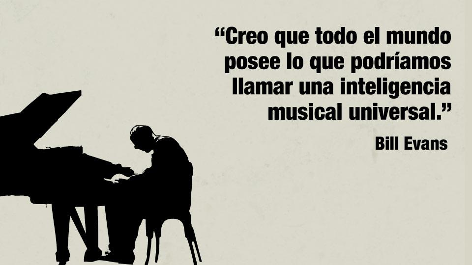 Bill Evans - la mente musical universal