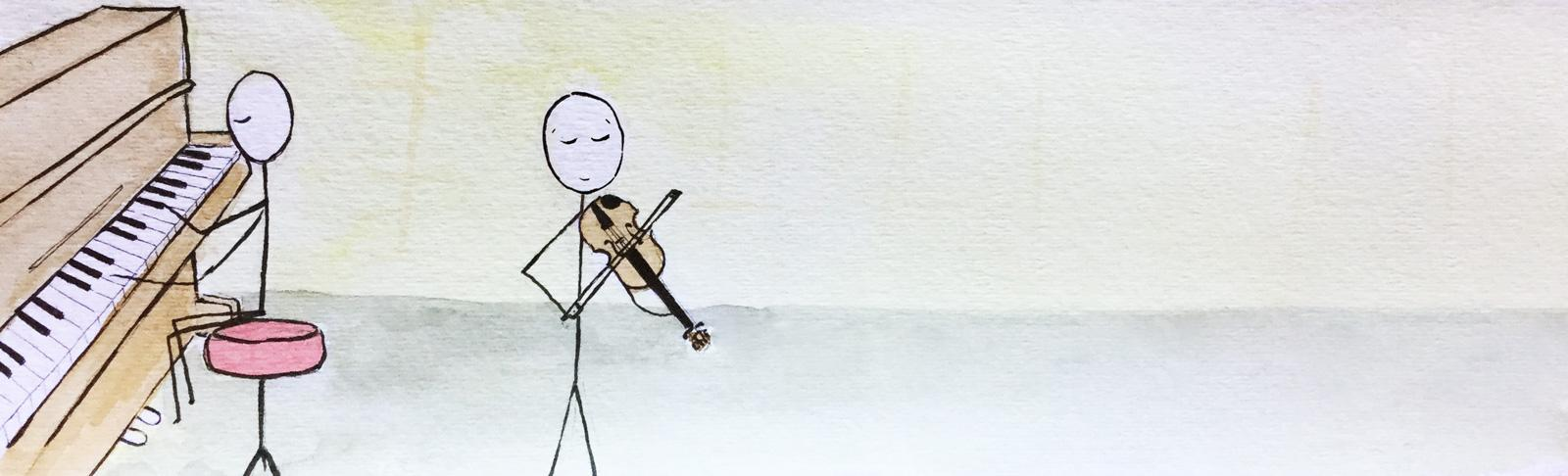 IFR piano and violin