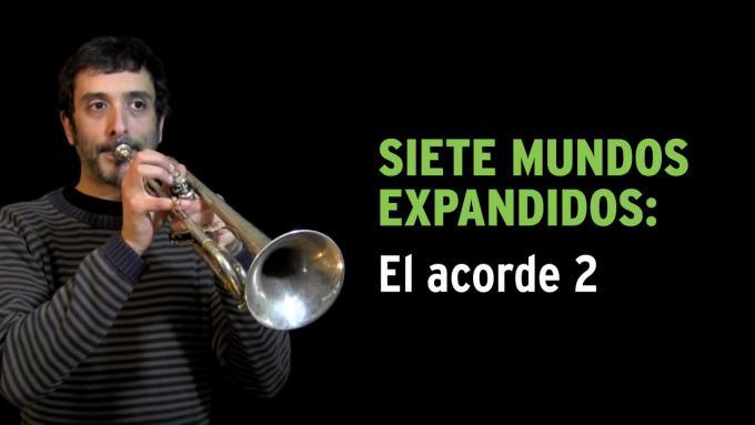 Ejercicio de improvisación Siete Mundos Expandidos para trompeta