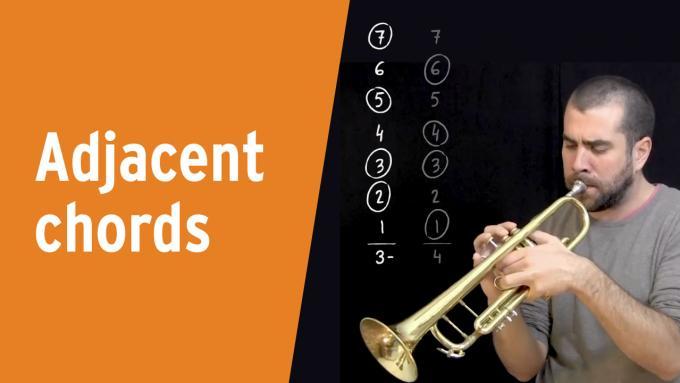 IFR video lesson : Adjacent chords