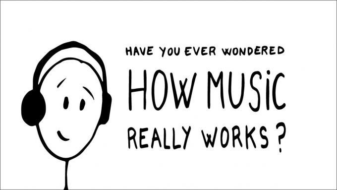 Vídeo de animación - Cómo funciona la música, parte 1