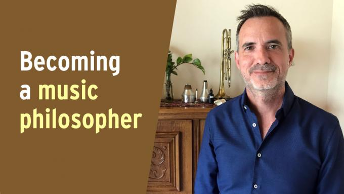 Becoming a music philosopher