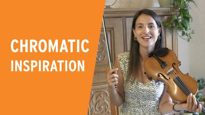 IFR video lesson: Chromatic inspiration