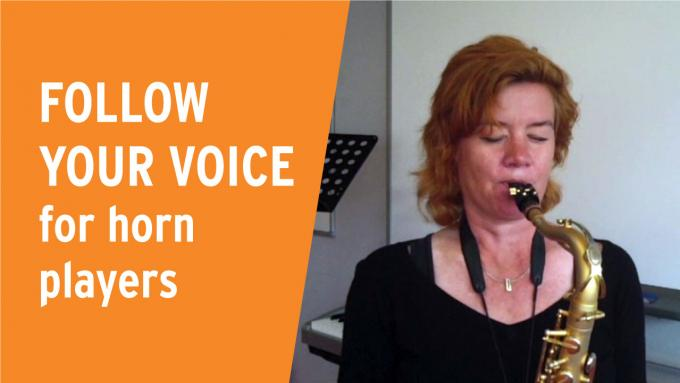 IFR video lesson: 'Follow your Voice' for horn players