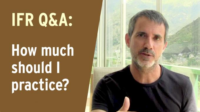 Q&A - How music should I practice?