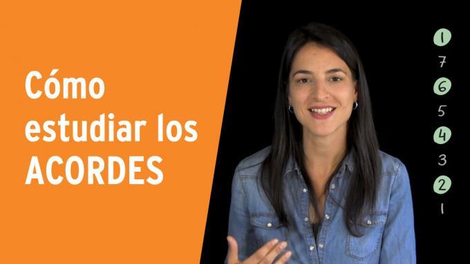 Vídeo tutorial IFR: Cómo estudiar los acordes