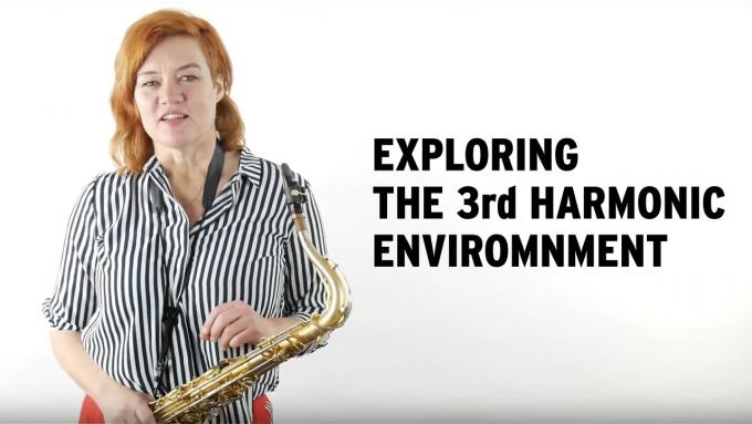 IFR Video lesson: Exploring the 3rd harmonic environment