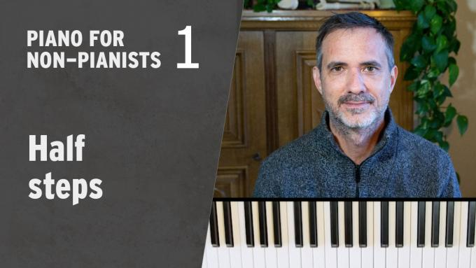 Piano for Non-Pianists 1