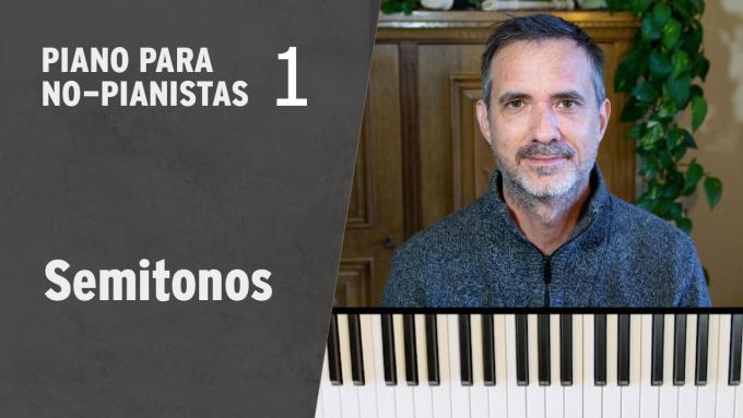 Piano para No-Pianistas 1