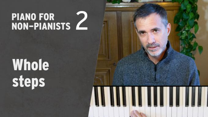 Piano for Non-Pianists 2
