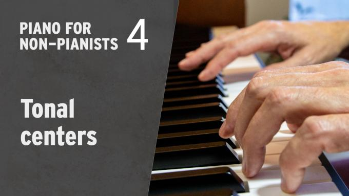 Piano for Non-Pianists 4