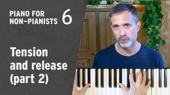 Piano for Non-Pianists 6