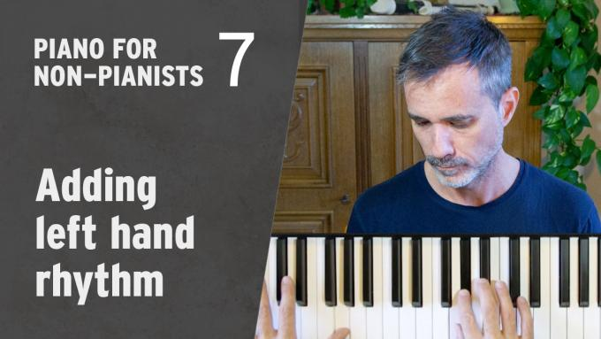Piano for Non-Pianists 7