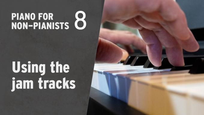 Piano for Non-Pianists 8