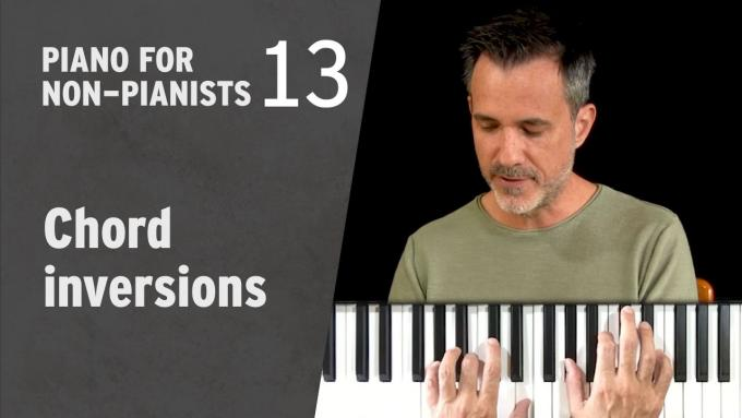 Piano for Non-Pianists 13: Chord inversions (the 1 chord)