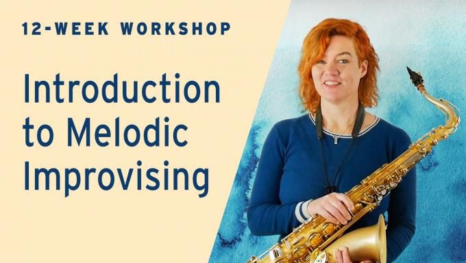 IFR workshop Introduction to Melodic Improvising