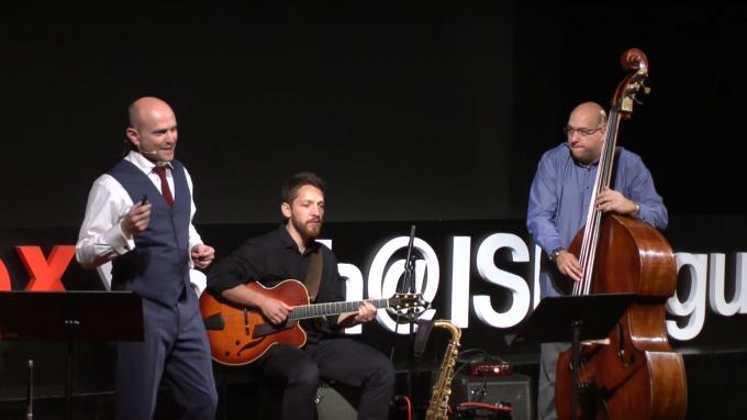 Jeremy Chapman on musical creativity