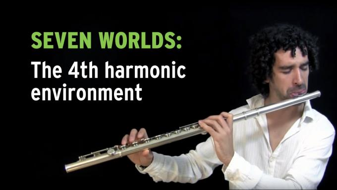 IFR improvisation exercise 'Seven Worlds' on flute