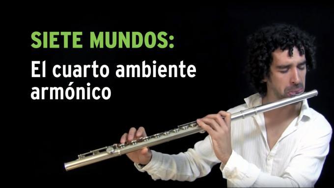Ejercicio de improvisación Siete Mundos para flauta