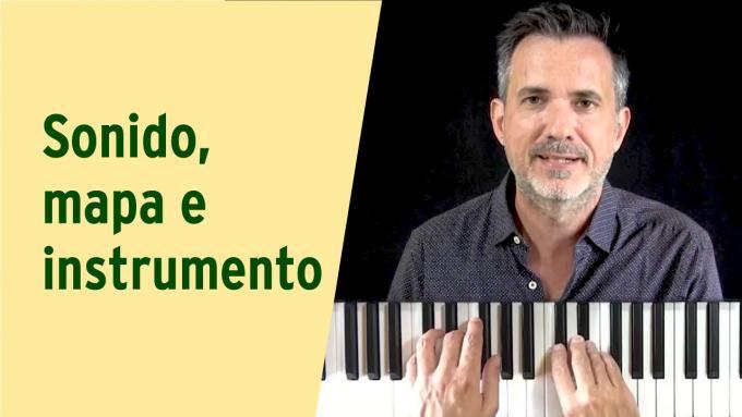 Sonido, Mapa e Instrumento