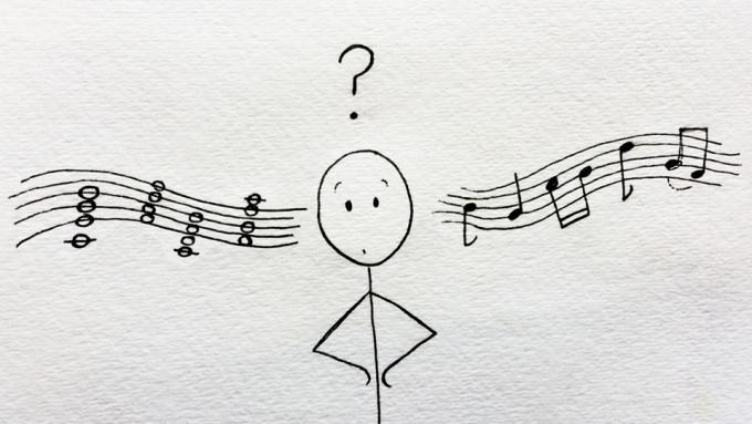 Thinking melodically vs. harmonically