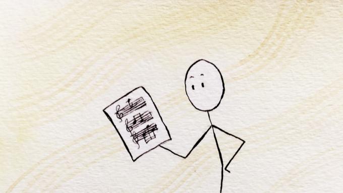 ¿Necesito saber leer partituras para entender el método IFR?
