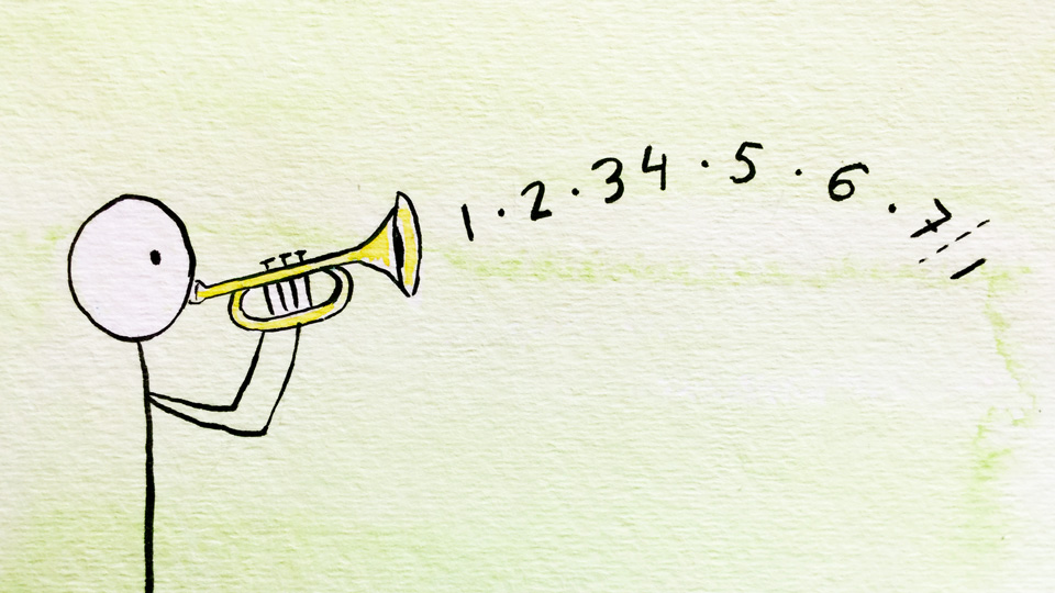 Visualizing the tonal map on the trumpet