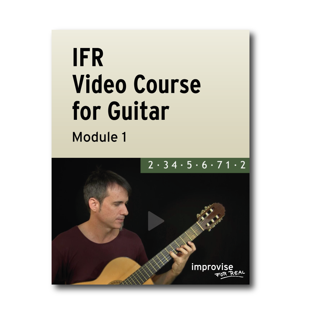 IFR Video Course for Guitar